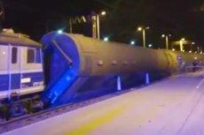 W zderzeniu pociągów ucierpiało kilkadziesiąt osób.