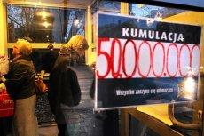 Wczorajsza kumulacja Lotto przyciągnęła do kolektur tych, którzy na co dzień nie grają