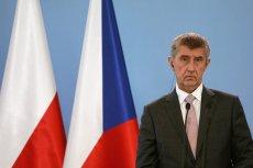 Premier Czech Andrej Babis: Szczyt V4 nie odbędzie się w Izraelu