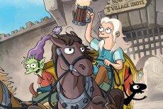 """Nowy serial Matta Groeninga - """"Rozczarowani"""" będzie miał swoją premierę 17 sierpnia na Netflix."""