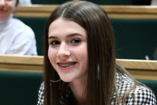 Roksana Węgiel ma zadatki na wielką gwiazdę.