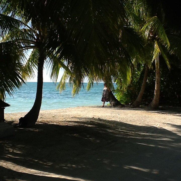 Malediwy, wyspa na Addu Atol