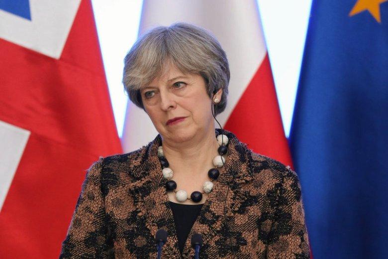Theresa May pełni funkcję premiera Wielkiej Brytanii od 2016 roku.