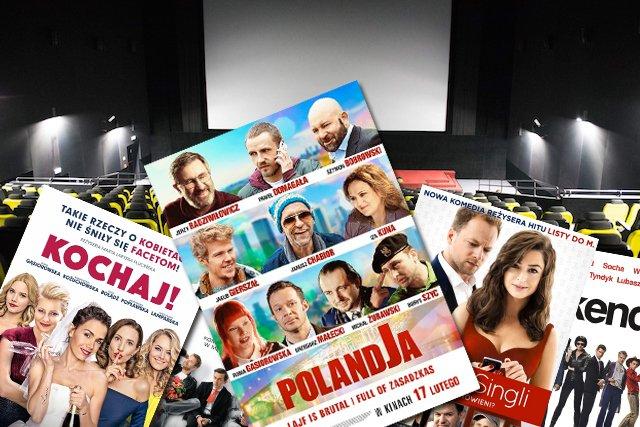 Niektóre polskie plakaty atakują oczy i niszczą zmysły.
