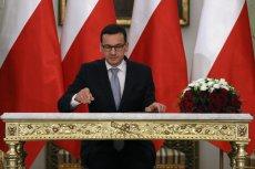 Mateusz Morawiecki został powołany na stanowisko premiera, ale... nie tylko. Dwa razy nowy szef rządu składał przed prezydentem przysięgę.