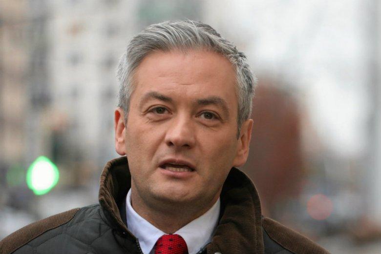 Robert Biedroń ogłosił, że do tworzonego przez niego ugrupowania dołączył Krzysztof Gawkowski, były wiceprzewodniczący SLD.