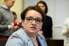 PiS szykuje się na strajk nauczycieli. Anna Zalewska odpiera zarzuty.