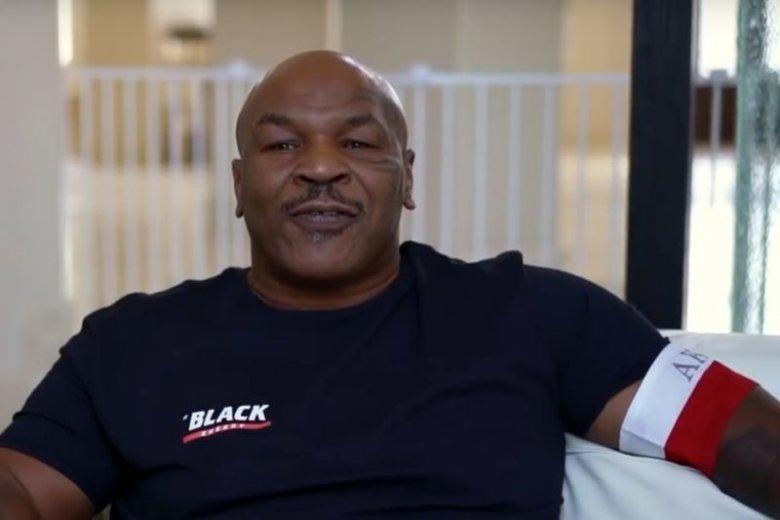 Mike Tyson złożył hołd wszystkim, którzy walczyli w Powstaniu Warszawskim.