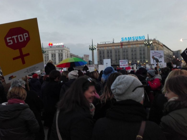 Dzisiejszy finał Strajku Kobiet