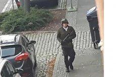 Zamachowiec z Halle to 30-letni Niemiec.