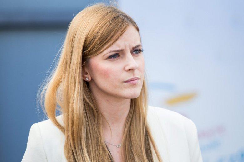 Aleksandra Gajewska jest warszawską radną z Platformy Obywatelskiej.