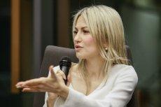 """Szymon Hołownia założył Fundację """"Polska od nowa"""". Magdalena Ogórek przypomniała, że tak samo brzmiało jej hasło wyborcze z 2015 roku."""