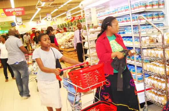 Shoprite Ikeja City Mall, Lagos, Nigeria