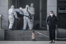 Do 41 wzrosła liczba ofiar śmiertelnych koronawirusa.
