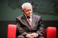 Słowa Zbigniewa Ziobry nie zabolały profesora Strzembosza. – Nie mam na swoim punkcie jakiegoś przesadnego wyobrażenia – powiedział na antenie TVN 24.