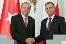 Roman Giertych odniósł się do deklaracji Andrzeja Dudy w związku z wizytą prezydenta Turcji w Polsce.