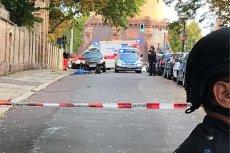 Krwawa strzelanina w Halle. Nie żyją dwie osoby.