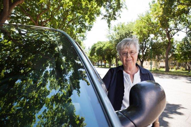 Historię wzruszającej relacji między taksówkarzem a starszą panią, polubiło na Facebooku już kilka tysięcy osób.