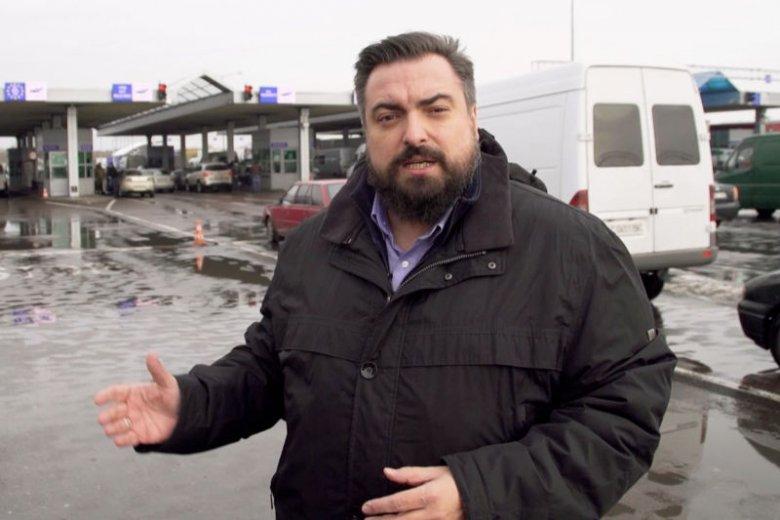 W poszukiwaniu wyjaśnienia teorii spiskowych w sprawie śmierci Andrzeja Leppera, Tomasz Sekielski pojechał na Ukrainę.