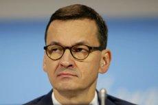 """Mateusz Morawiecki zaatakował Komisję Europejską w wywiadzie dla """"Financial Times""""."""