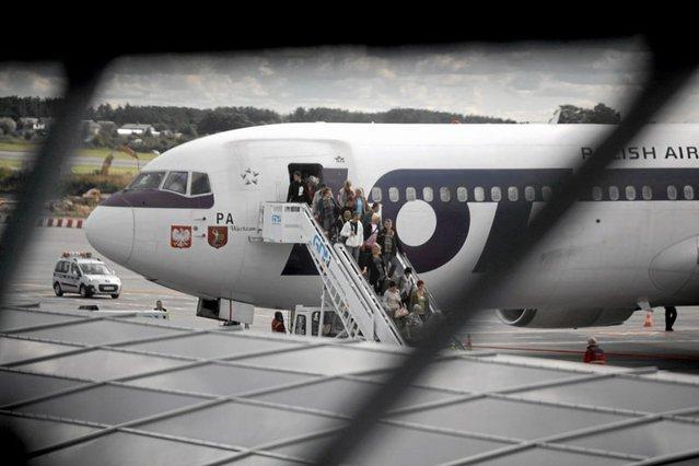 Linie lotnicze LOT zostały zaatakowane przez cyberprzestępców.