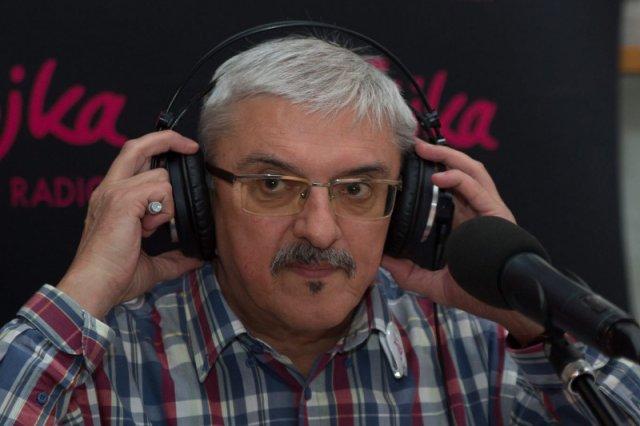 """""""Ostatnio wiele w kraju się zmieniło"""". Marek Niedźwiecki sugeruje, że już długo w Trójce nie pozostanie."""