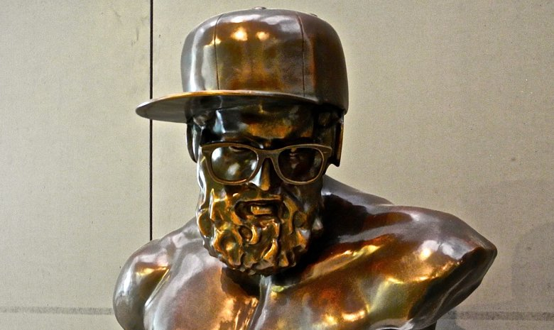 Léo Caillard, Francja, Hipsters in Bronze, 2016