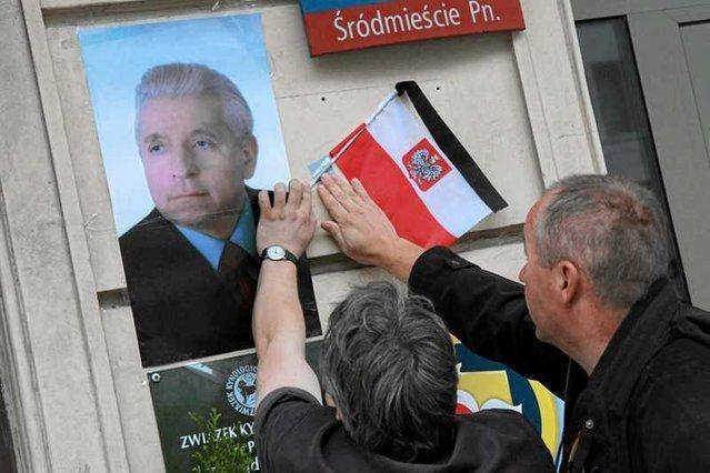 Były działacz Samoobrony Krzyszyf Izdebski twierdzi, że ma ostatnie nagranie Andrzeja Leppera przed śmiercią