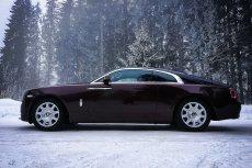 Rolls Royce Wraith to najciekawszy model ze stajni brytyjskiego producenta.