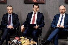 Mateusz Morawiecki i Arkadiusz Mularczyk o reparacjach. Polski historyk wytyka im błędy.