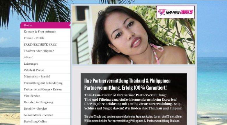Kolejna biuro matrymonialne, które łączy niemieckich mężczyzn z kobietami z Azji.