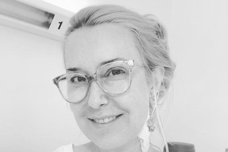 Agata Młynarska ma problem ze zdobyciem leku na chorobę Leśniowskiego-Crohna.