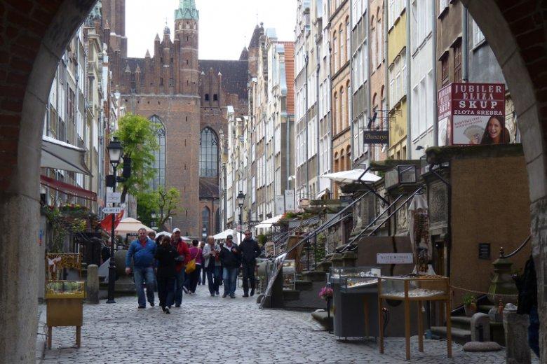 Gdańsk przyciąga historią