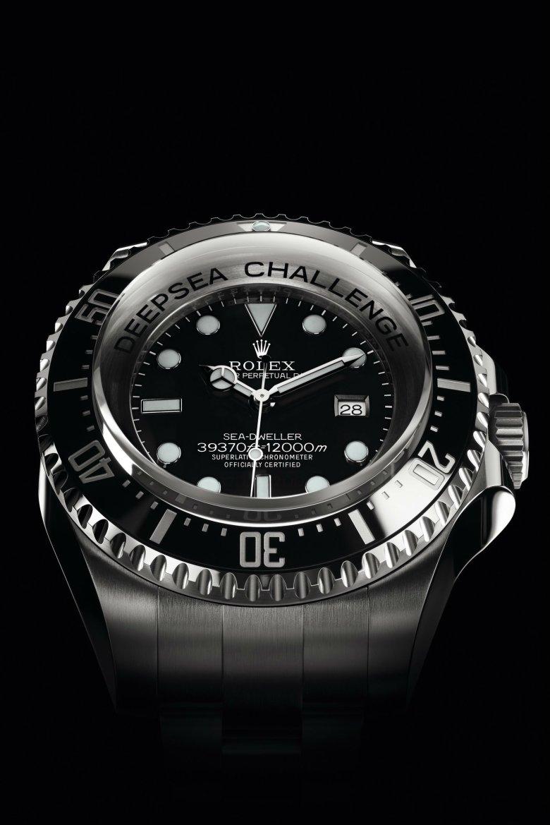 Rolex Deepsea Challenge, czyli wodoodporny do 12 000 metrów prawnuk poczciwego Submarinera