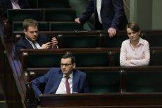 """Sejm odrzuca poprawki Senatu ws. """"tarczy antykryzysowej""""."""