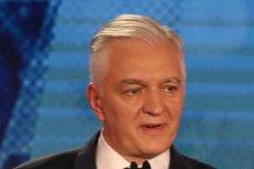 """Jarosław Gowin nazwał aferę KNF """"testem dla Polski""""."""