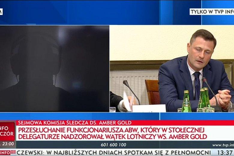 """TVP Info postanowiła rozpocząć """"wygaszanie"""" Antoniego Macierewicza. Zamiast jego konferencji smoleńskiej pokazywali komisję ds. Amber Gold."""