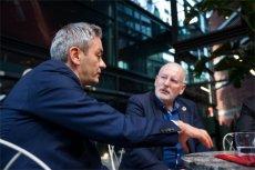 Frans Timmermans spotka się w niedzielę z Robertem Biedroniem i Włodzimierzem Czarzastym.