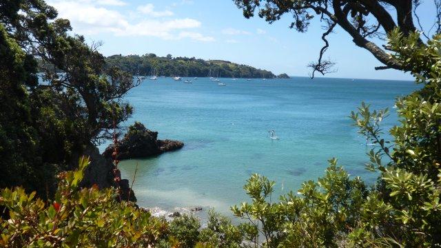 Widoki na wyspie Waiheke są zdumiewające.