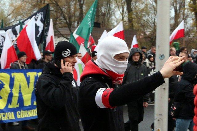 """Tegoroczny Marsz Niepodległości ma się odbyć pod hasłem """"My chcemy Boga""""."""