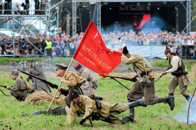 Jak by wyglądały obchody bitwy pod Ossowem bez szturmu bolszewików na polskie okopy?