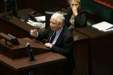 """Jarosław Kaczyński przez cały pamiętny lipcowy wieczór był nazywany """"panem posłem"""". Poseł Bernacki z PiS uważa, że była to niedopuszczalna prowokacja ze strony opozycji."""
