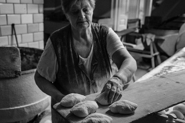 Zofia Kobus od 18 lat prowadzi piekarnię sama