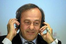 Michel Platini przedstawił wymogi dla miast zainteresowanych organizacją Euro 2020.