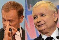 Jarosław Kaczyński oceniony przez ankietowanych lepiej od Donalda Tuska w rankingu premierów po 1989 roku.