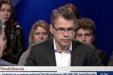 Michał Karnowski musiał odpowiadać na pytania o swoje zarobki po objęciu władzy przez PiS.