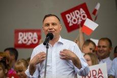 Andrzej Duda zgadza się na debatę z Rafałem Trzaskowskim, ale stawia warunek.