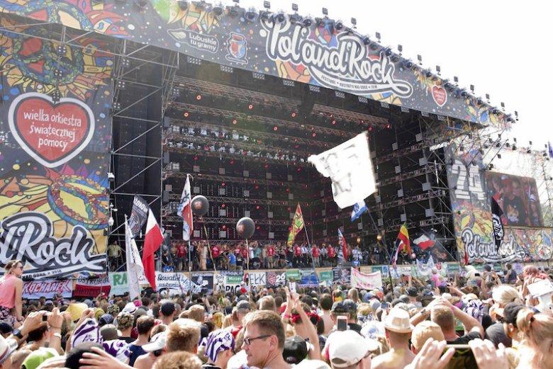 W tym roku na Pol'And'Rock Festiwal nie dojedziecie pociągiem. Podpowiadamy, jak dostać się do Kostrzyna nad Odrą.
