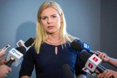 """Była posłanka Nowoczesnej Joanna Schmidt opowiada o """"operacji bagażnik"""""""