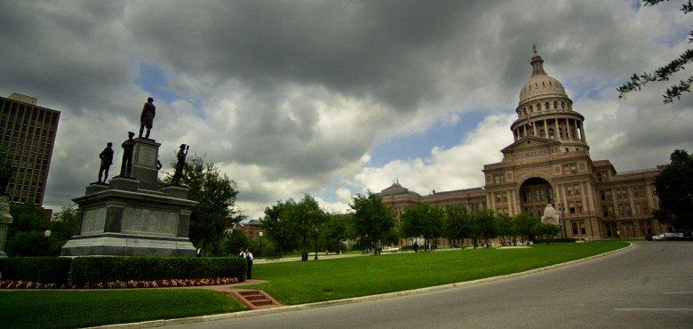 Kapitol w Austin (Teksas)